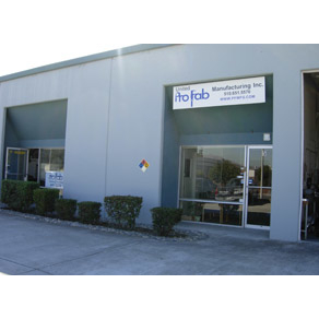 United Profab Manufacturing Inc.