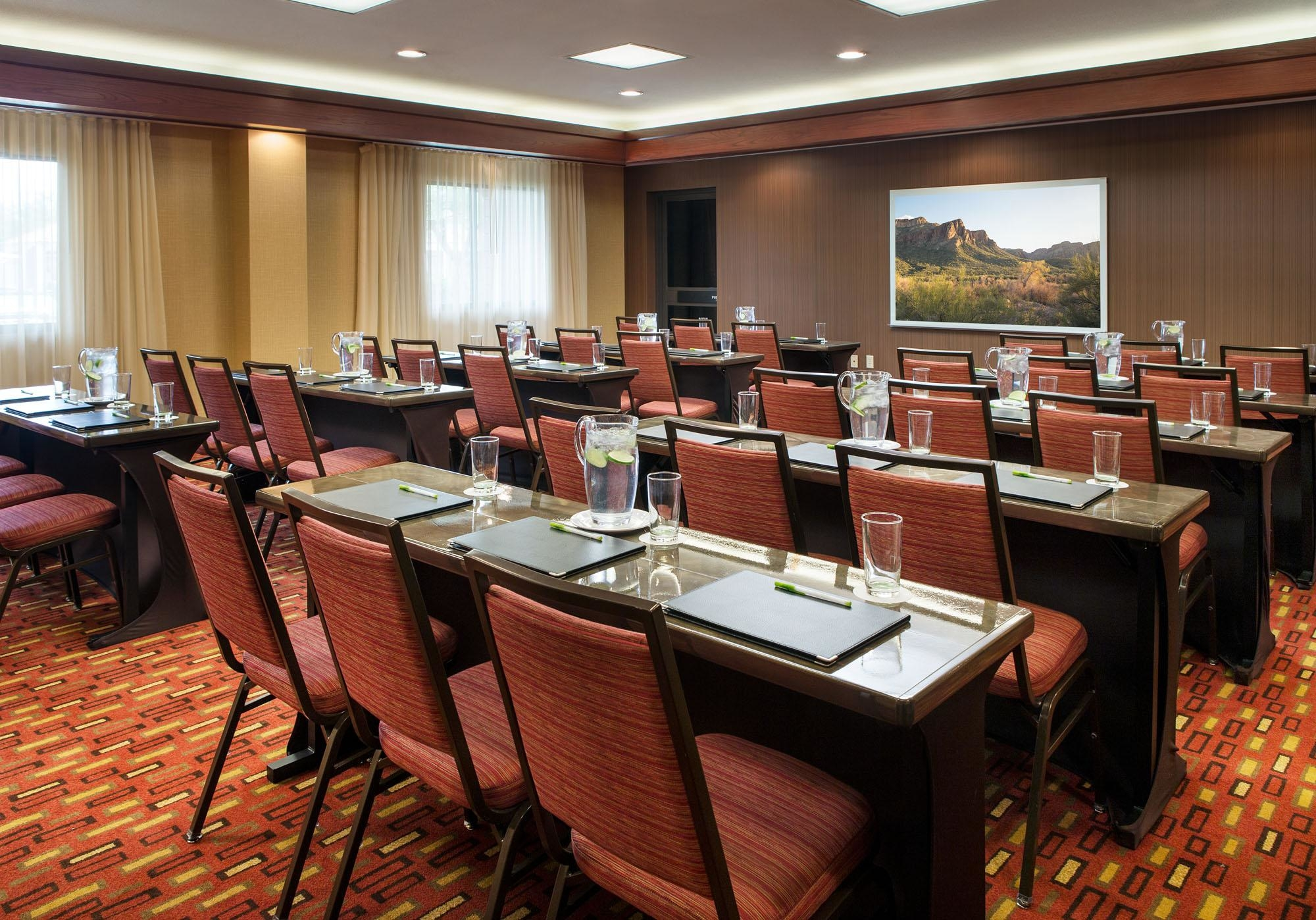hotel meeting scottsdale Scottsdale's dedicated hospitality professionals will go beyond the usual and customary to ensure that your program exceeds every expectation meetings hotel meeting spaces.