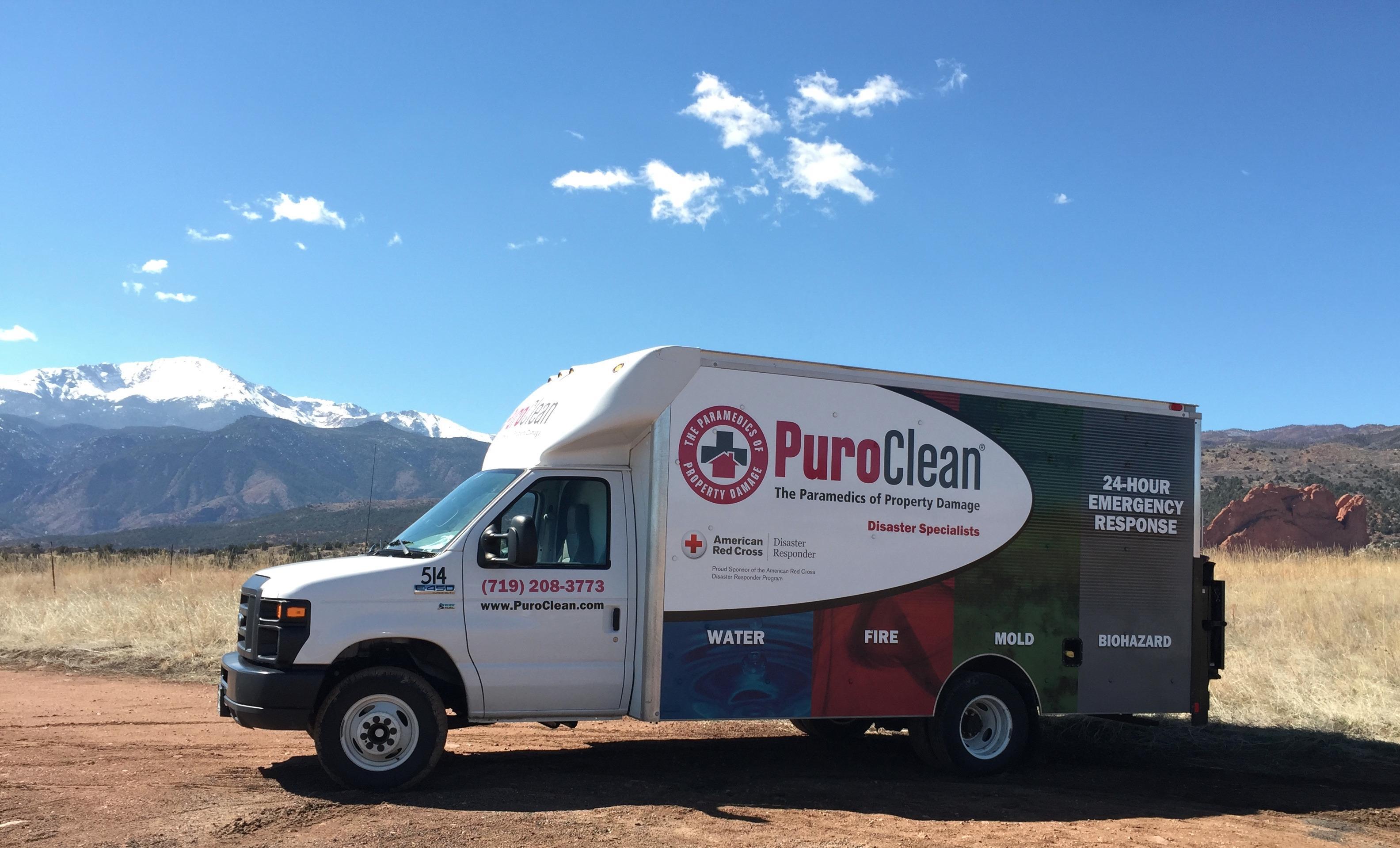 Puroclean Colorado Springs Colorado Co Localdatabase Com