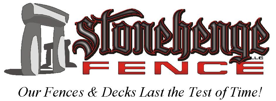 Stonehenge Fence & Deck image 19