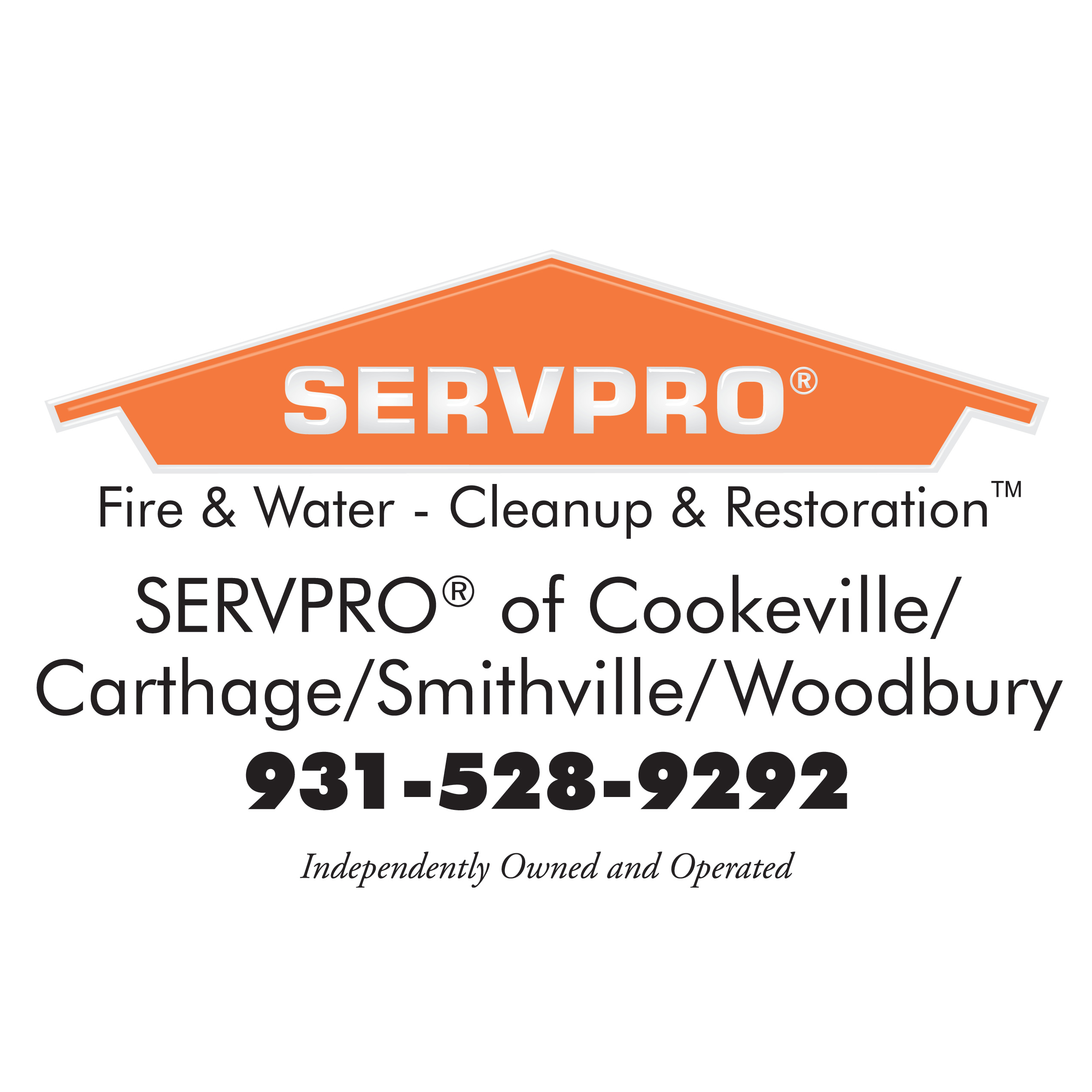 Servpro of cookeville 2 photos water fire damage restoration cookeville tn reviews Badcock home furniture more cookeville tn