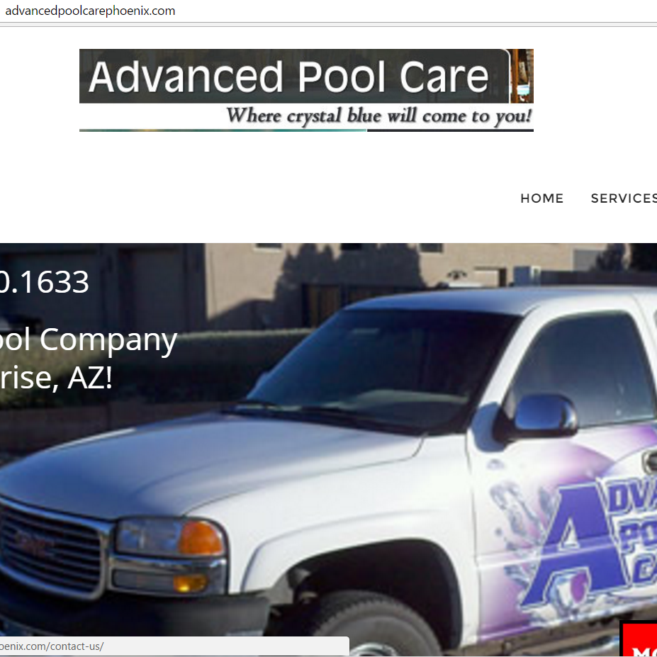 Advanced Pool Care - Peoria, AZ 85383 - (602)920-1633 | ShowMeLocal.com