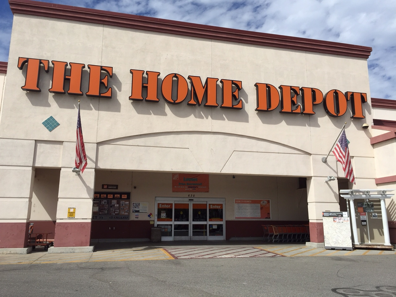 The Home Depot In San Jose Ca 95136 Chamberofcommerce Com