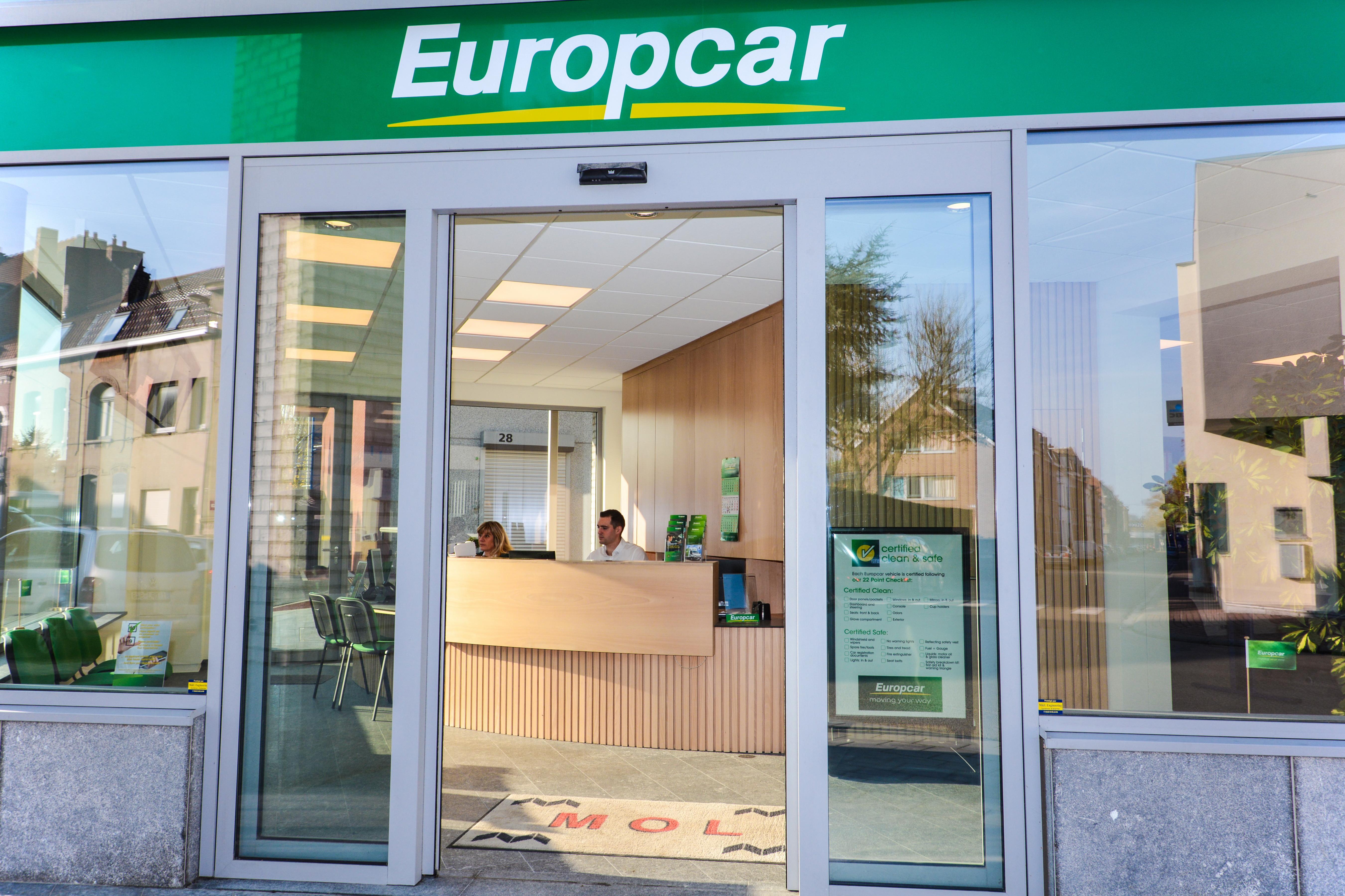 Europcar Tournai