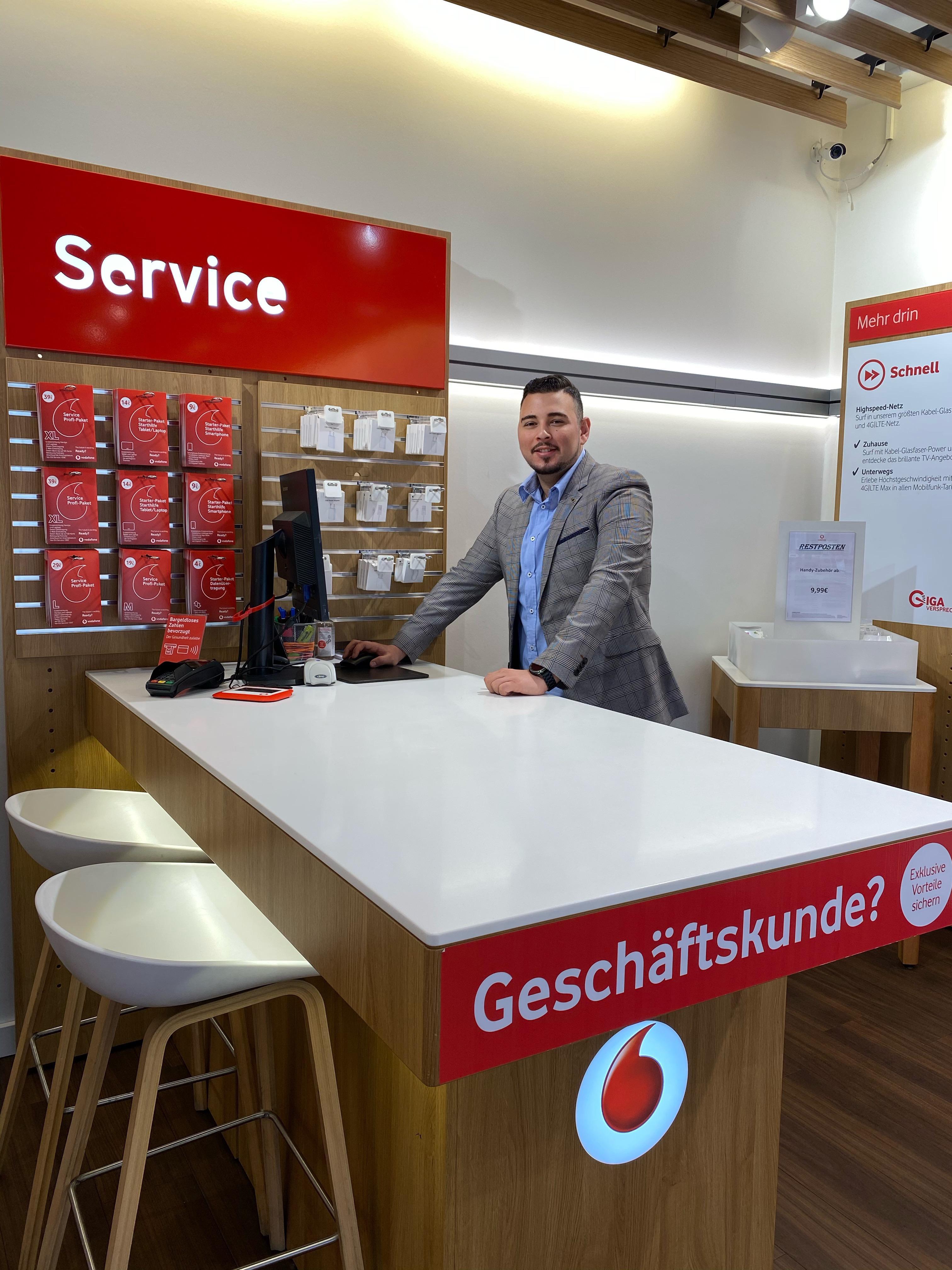 Shop Manager (Berkan Demir)