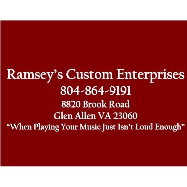 Ramsey's Custom Enterprises