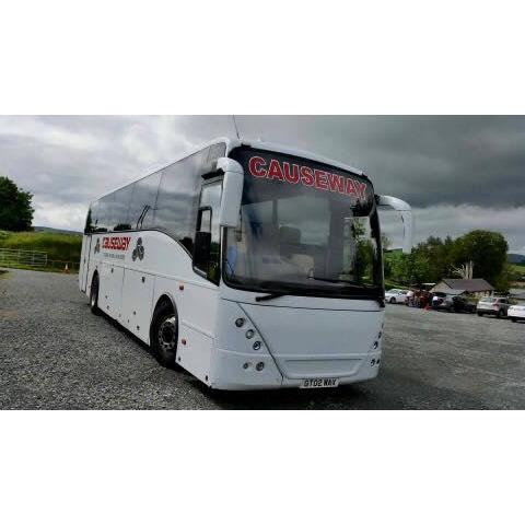 Causeway Coach & Minibus Hire - Ballymoney, County Antrim BT53 6PP - 02827 668792 | ShowMeLocal.com