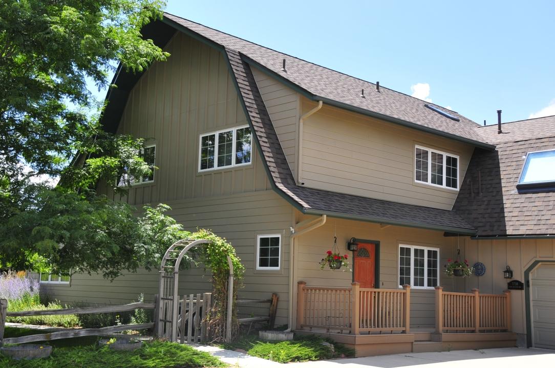 Home design exteriors in parker co 80134 for Parker house designs