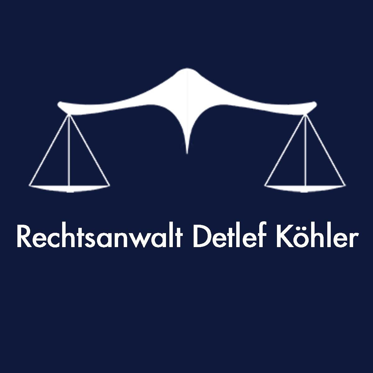 Rechtsanwalt Detlef Köhler