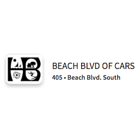 Beach Blvd of Cars