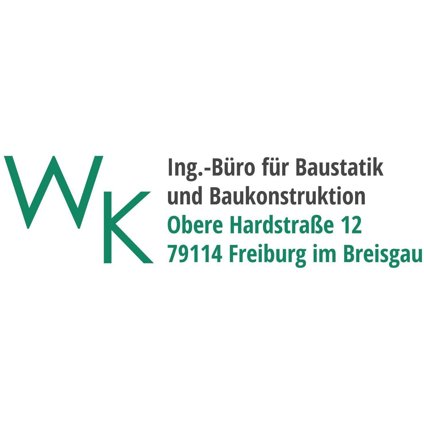 Bild zu Ing.-Büro für Baustatik Kienzler in Freiburg im Breisgau