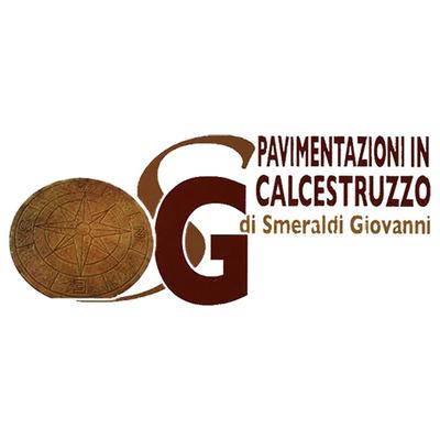 Sg Pavimentazioni in Calcestruzzo Logo