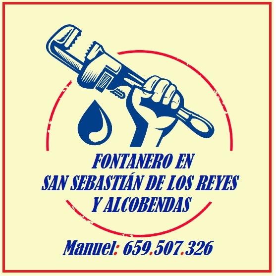 FONTANERO DE SAN SEBASTIAN DE LOS REYES Y ALCOBENDAS