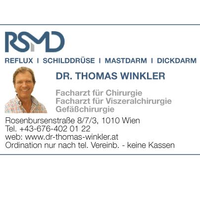 Thomas Winkler Dr.