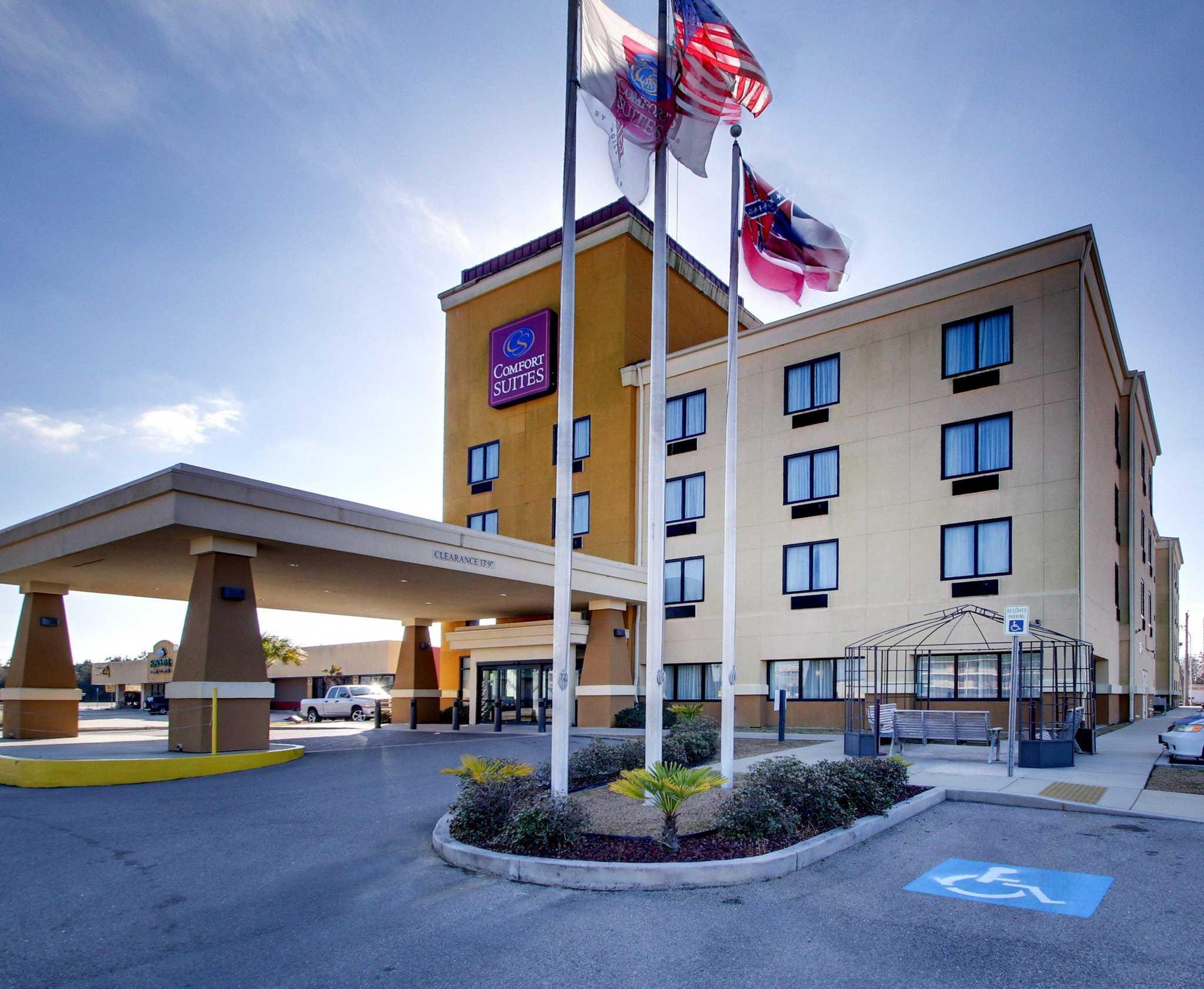 Comfort Suites Gulfport Mississippi Ms Localdatabase Com