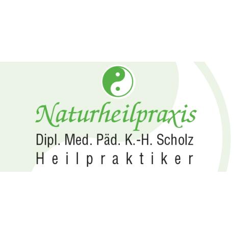 Naturheilpraxis Dipl.-Med. Paed. K.-H. Scholz Heilpraktiker