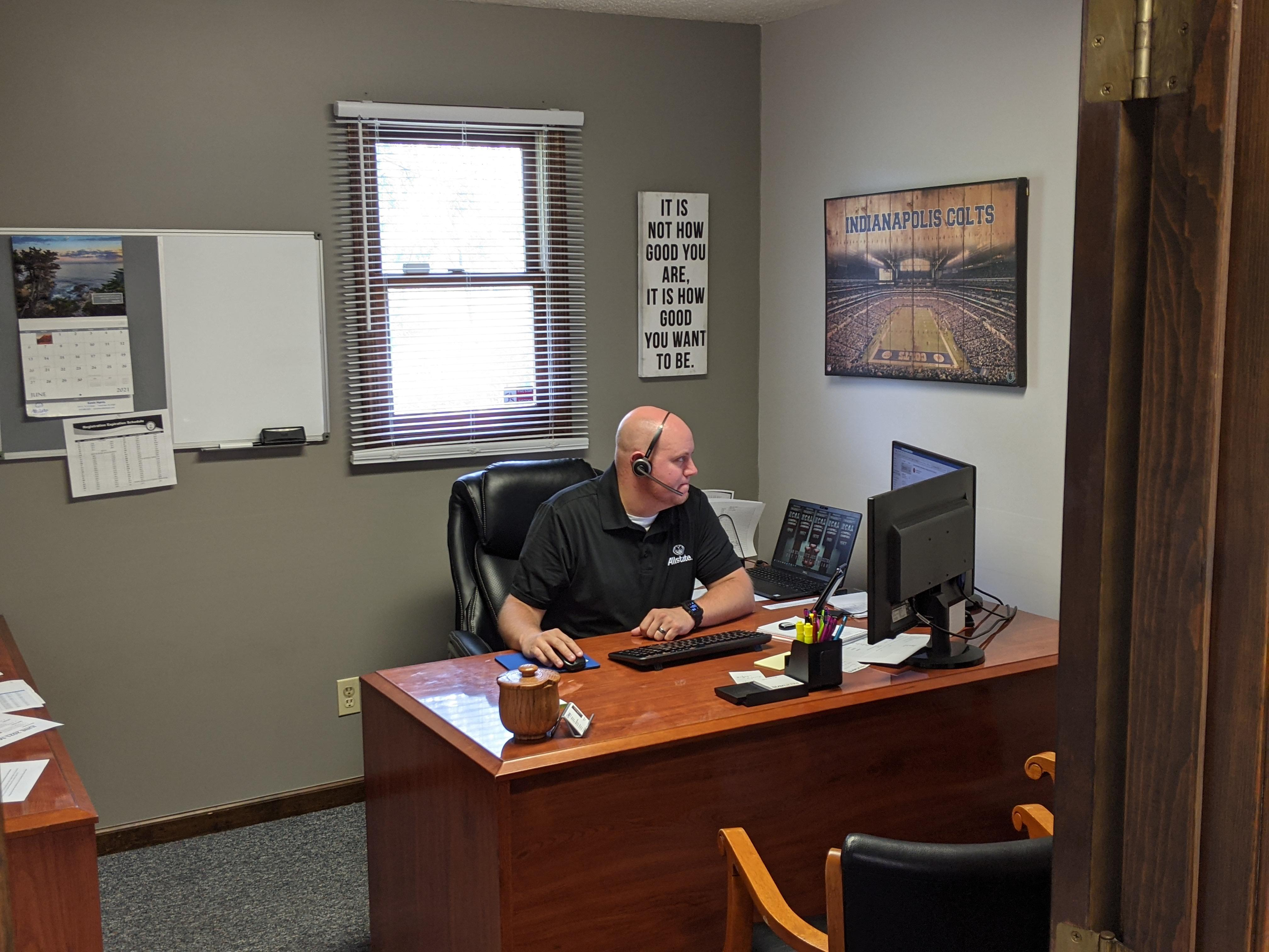 Kevin Harris: Allstate Insurance