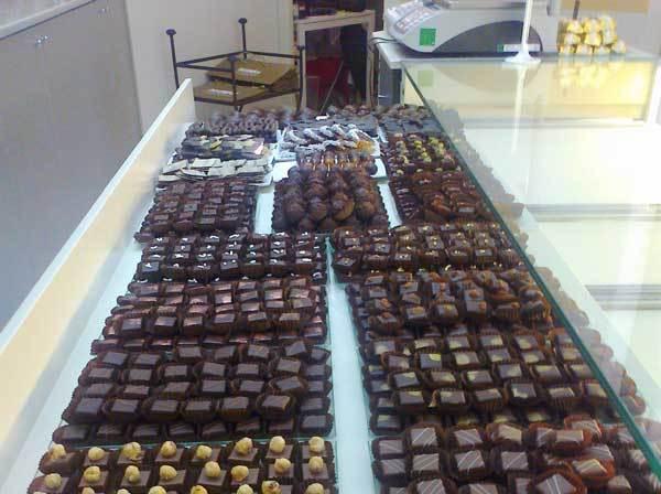 Cioccolato Colle