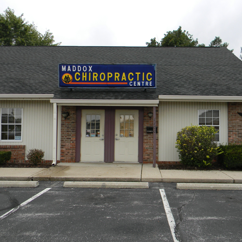 Maddox Chiropractic Clinic - Greenwood, IN - Chiropractors