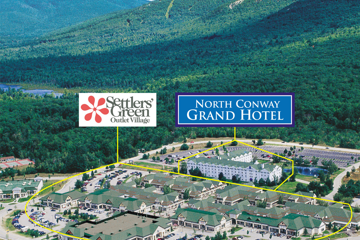 The Grand Hotel North Conway
