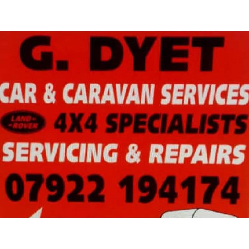 G. Dyet Car & Caravan Services - Wishaw, Lanarkshire ML2 0EQ - 07922 194174 | ShowMeLocal.com