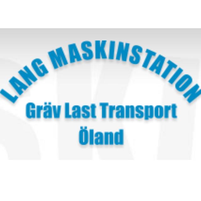 Lang Maskinstation Gräv, Last, Transport