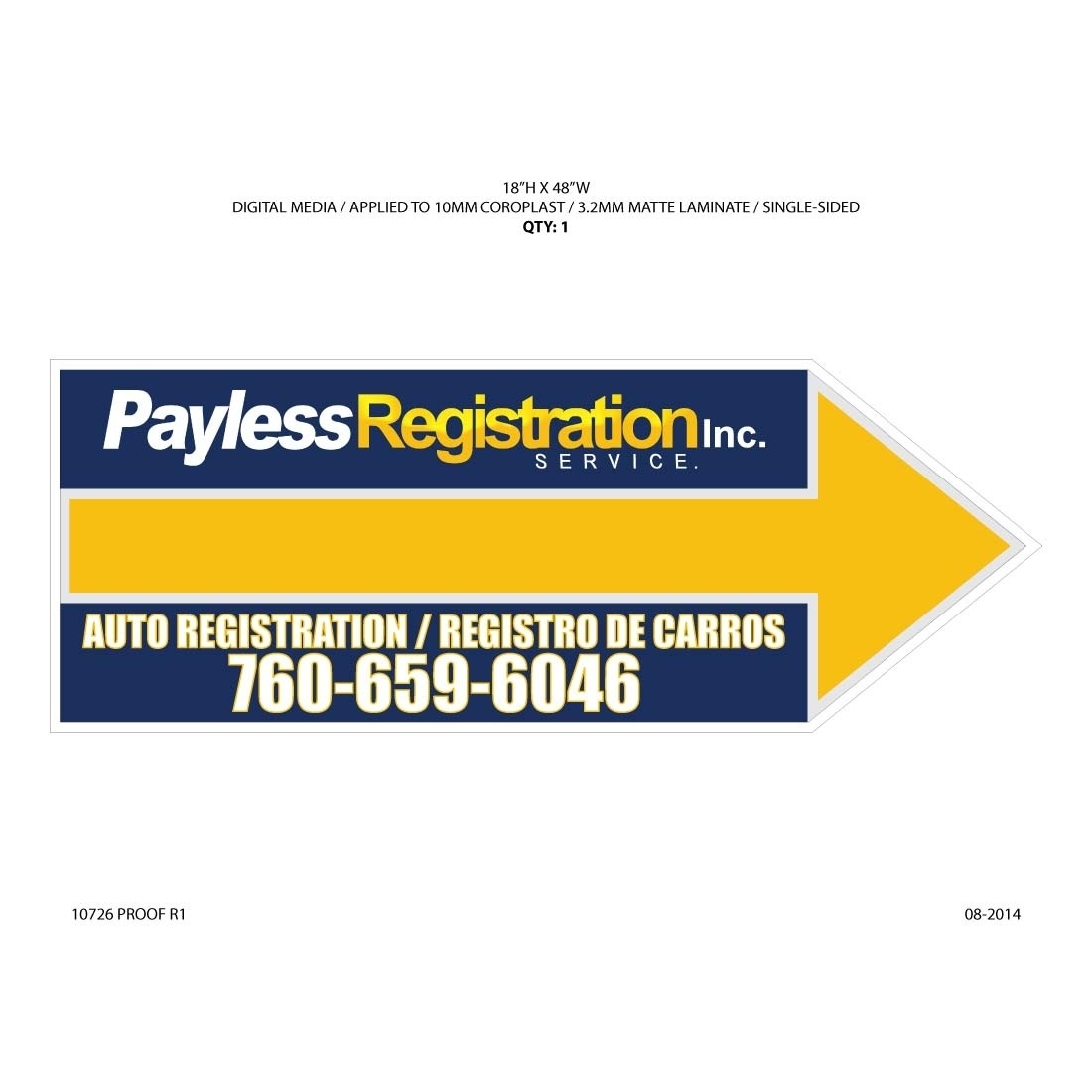 Payless Registration Service Inc