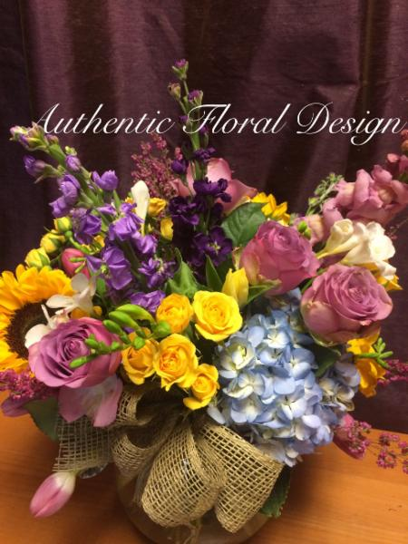 Authentic Floral Design
