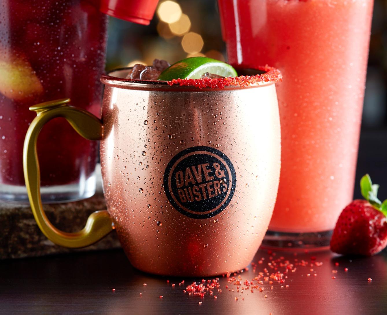 Tito's Strawberry Mega Mule