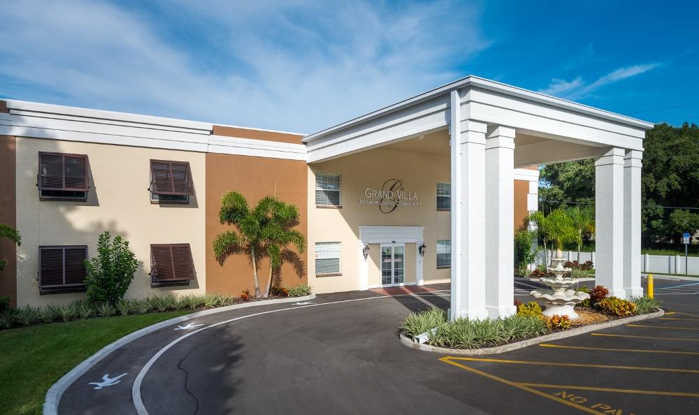 Grand Villa Of Pinellas Park Pinellas Park Florida Fl