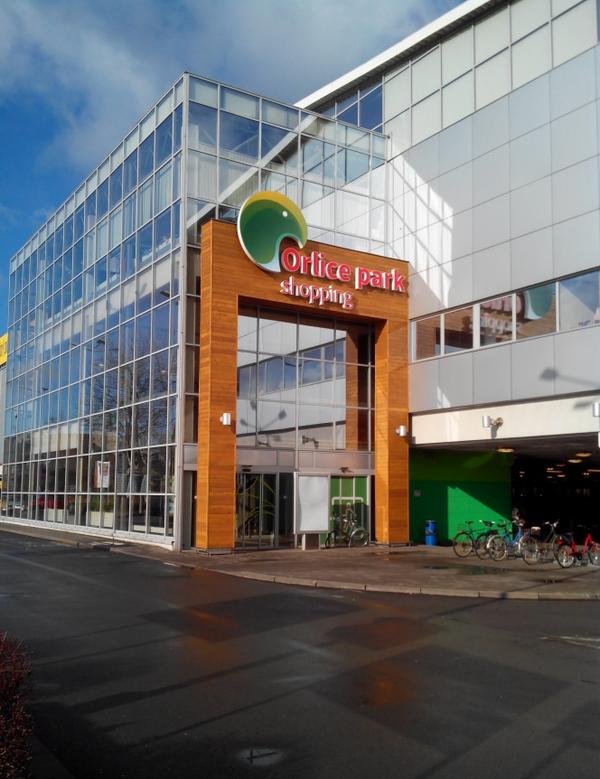 Orlice park shopping – obchodní centrum s dětským koutkem zdarma