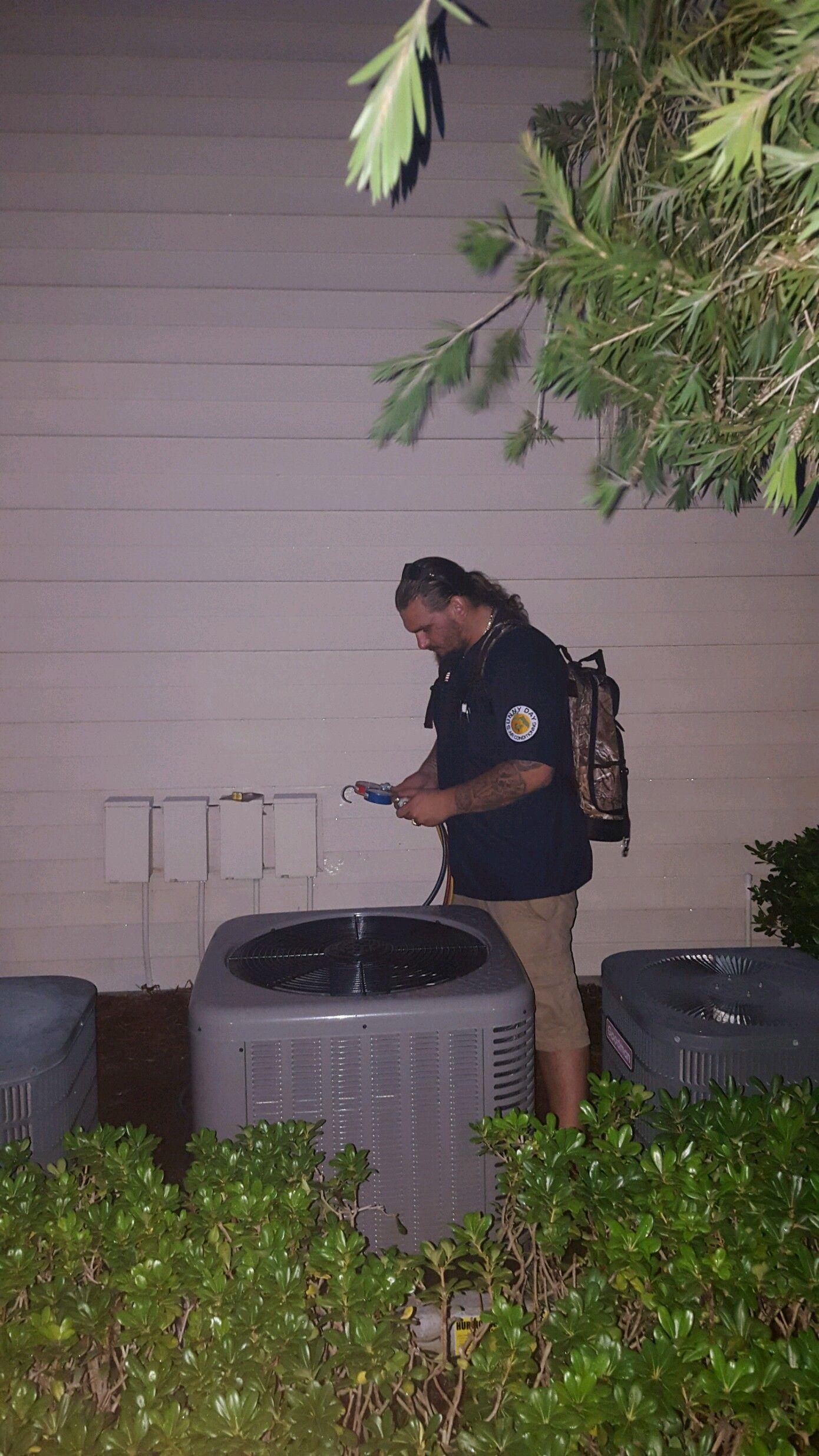 Sunny Day Air Conditioning Inc In Tampa Fl 33618