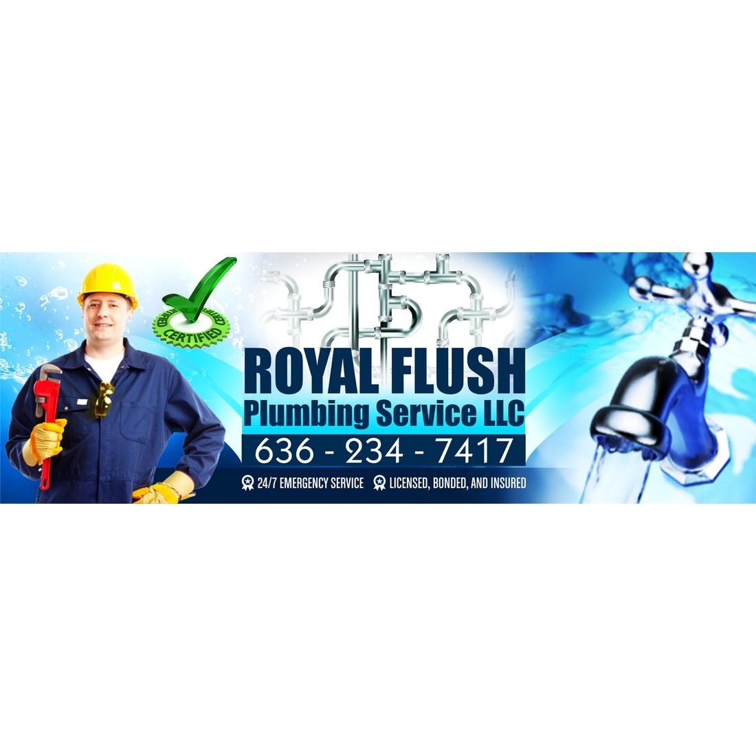 Royal Flush Plumbing Service Llc
