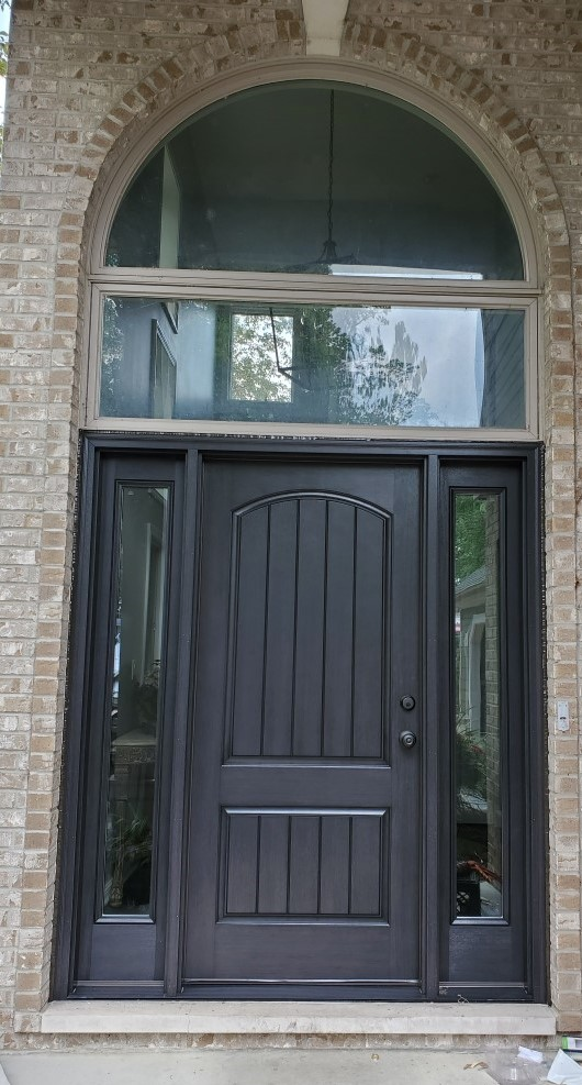 2 Panel Entry Way