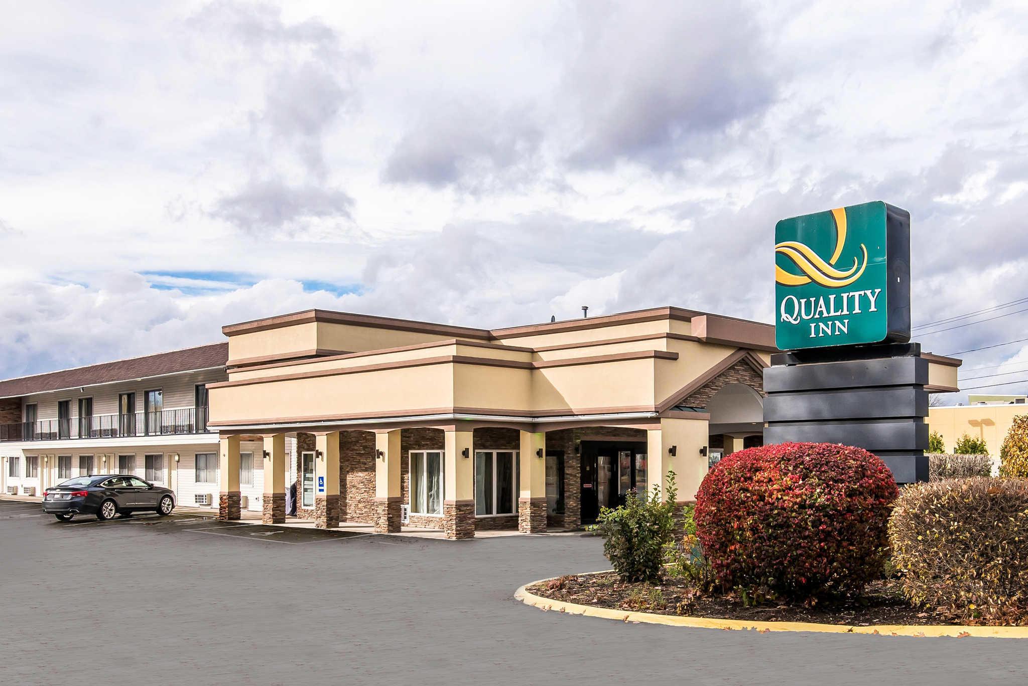 Quality Inn  Rutland Vermont  Vt