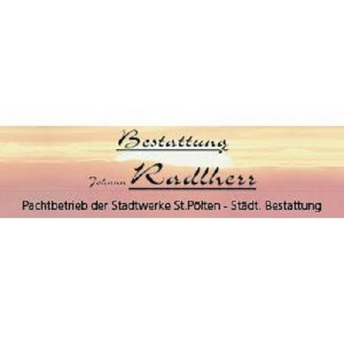 Radlherr Johann Bestattung - Pachtbetrieb der Stadtwerke St. Pölten - Städt. Bestattung