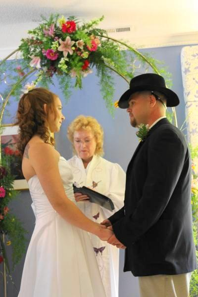 Fayetteville NC-Wedding Minister