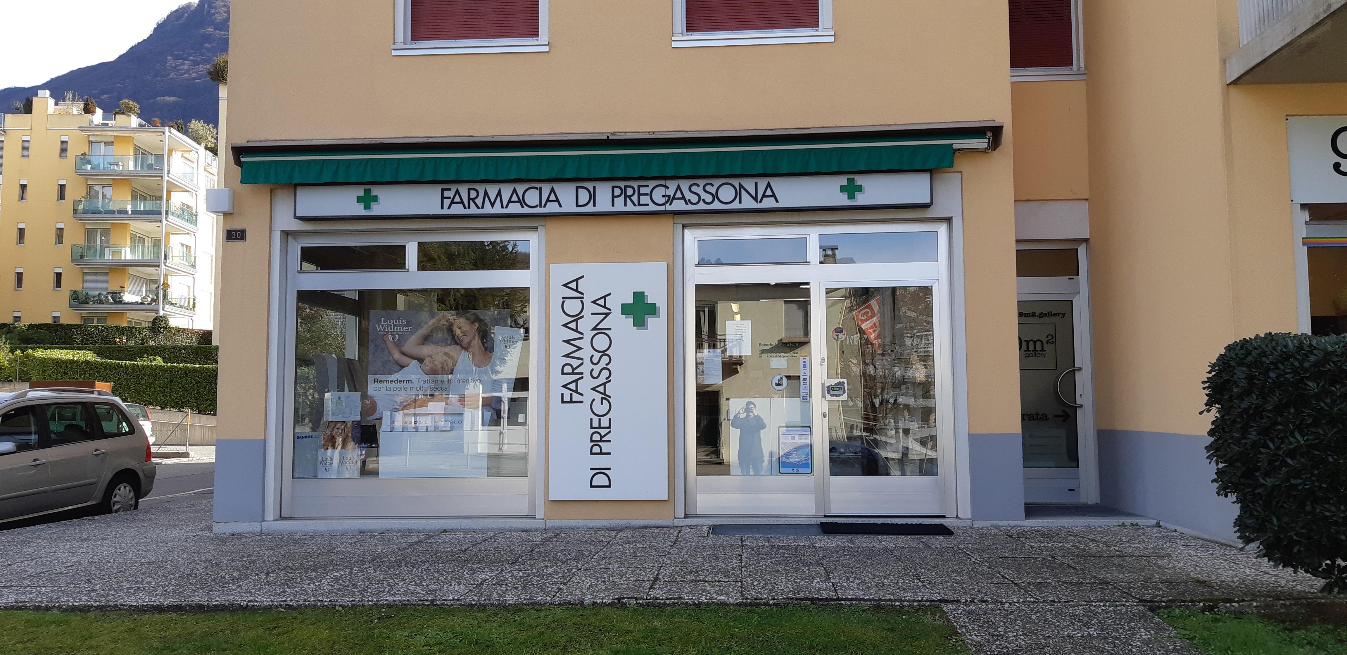 Farmacia di Pregassona