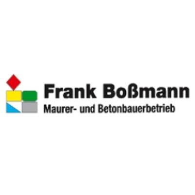 Frank Boßmann Maurer- und Betonbauerbetrieb