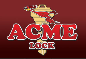 Woods Hardware Acme Lock Cincinnati Ohio Oh