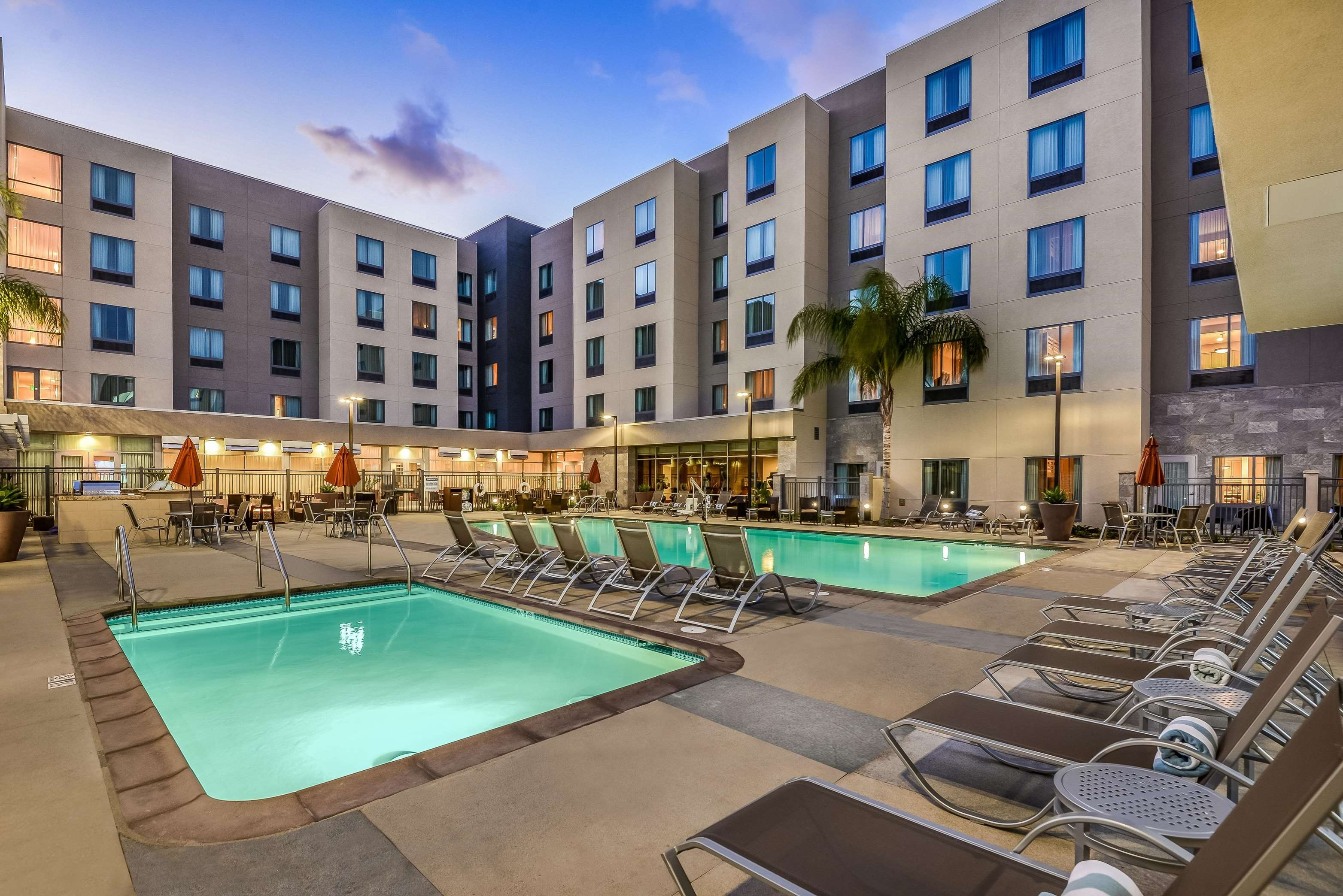 Homewood Suites By Hilton Anaheim Resort Convention