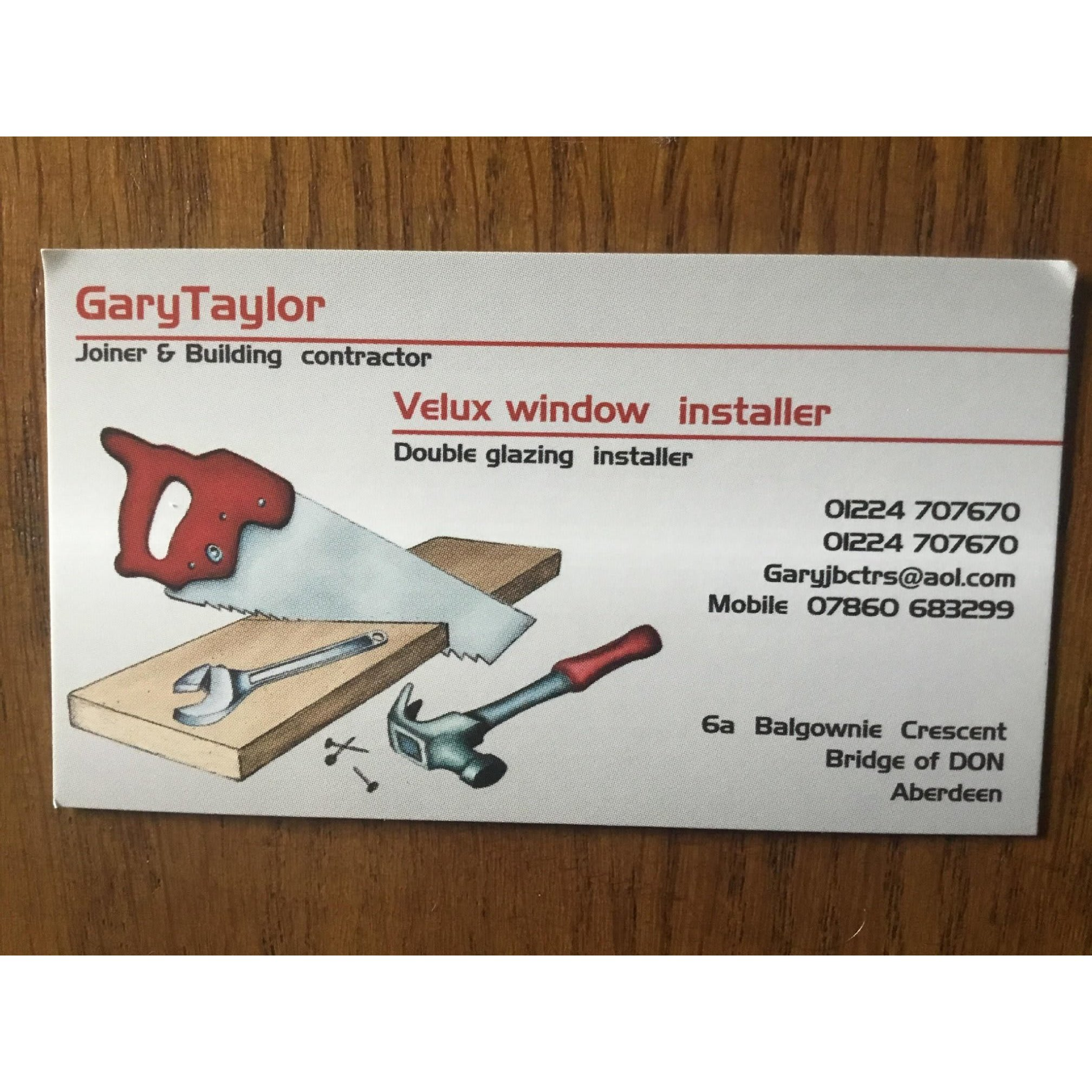 Gary Taylor Joiner & Building Contractor