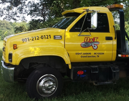 D & T Towing and Recovery Llc