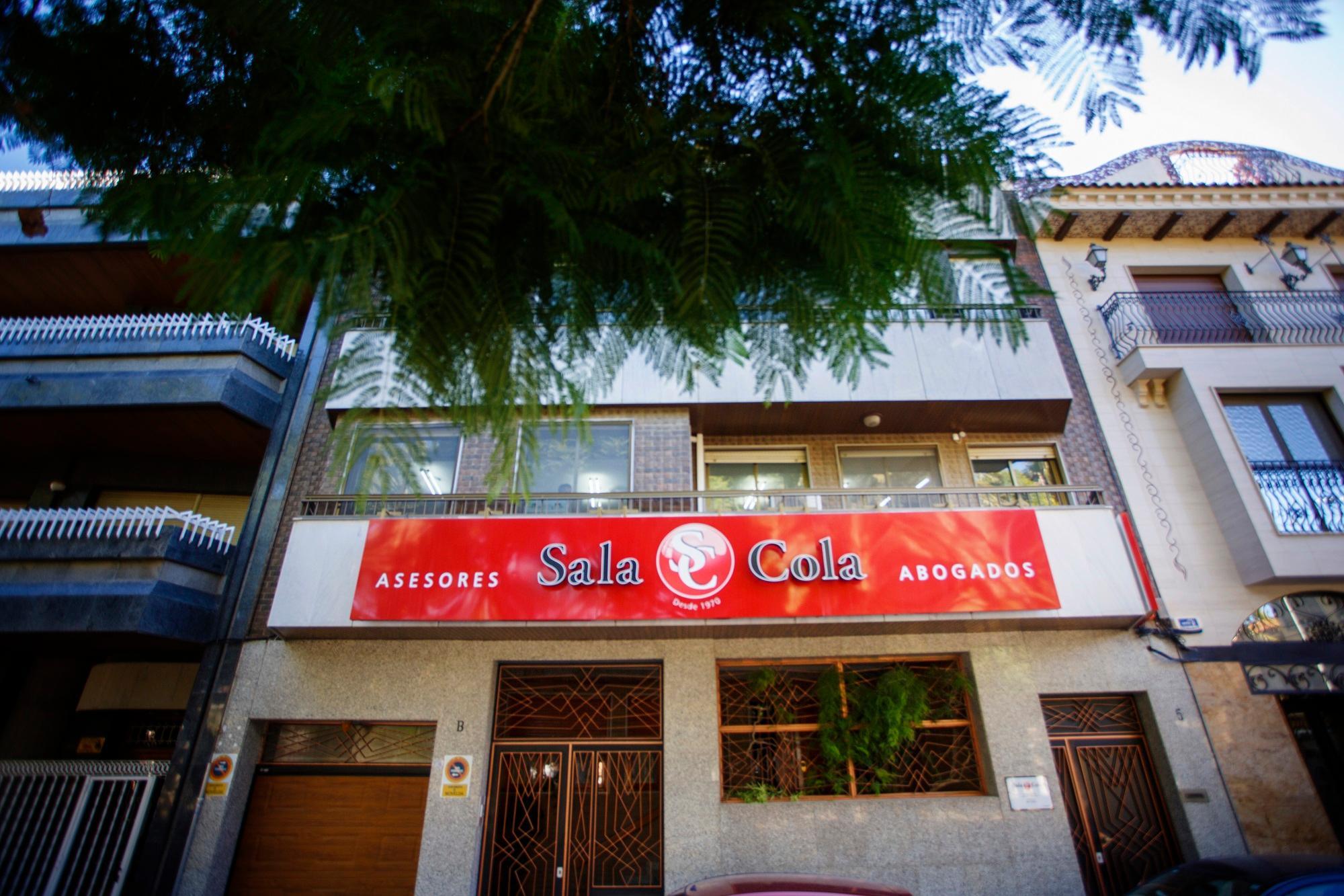 Sala Cola -Asesores y Abogados-