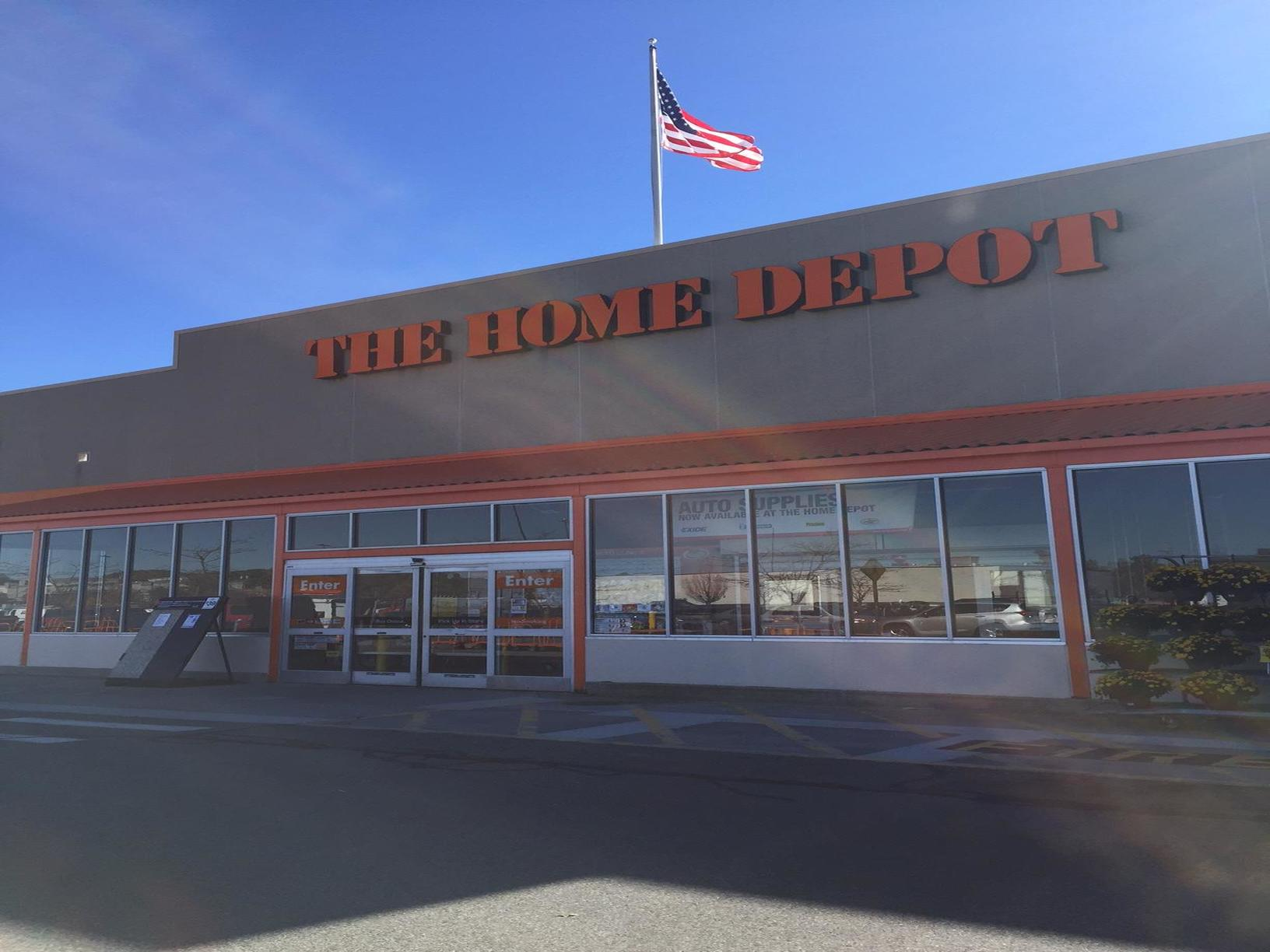 The Home Depot Seekonk Ma