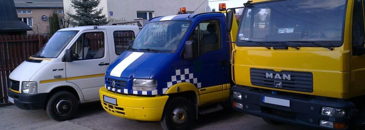 """""""Auto Service"""" Łukasz Lipiec"""