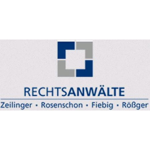 Bild zu Rechtsanwälte Zeilinger Rosenschon Fiebig Rößger in Regensburg