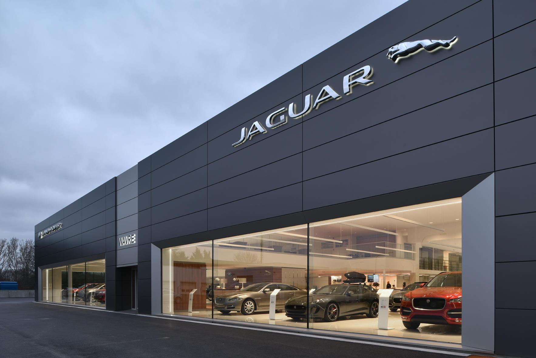 Jaguar Wavre