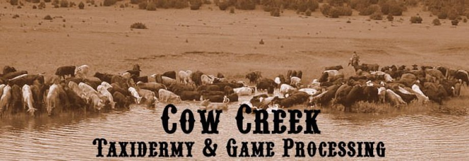 Cow Creek Taxidermy & Game Processing