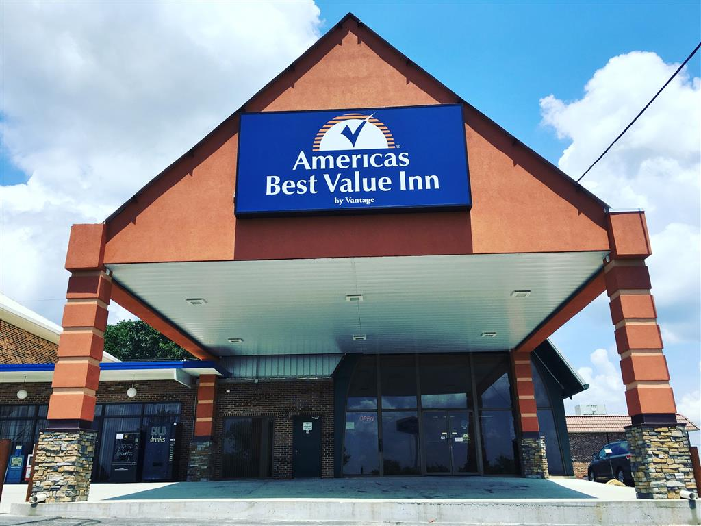 Americas Best Value Inn Cookeville  Cookeville Tennessee